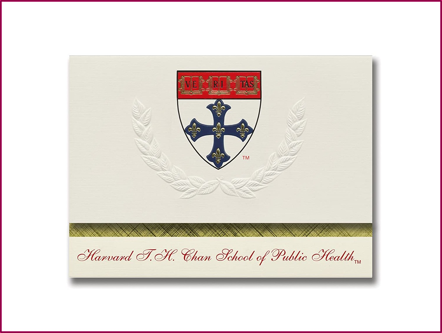 Harvard University Graduation Announcements
