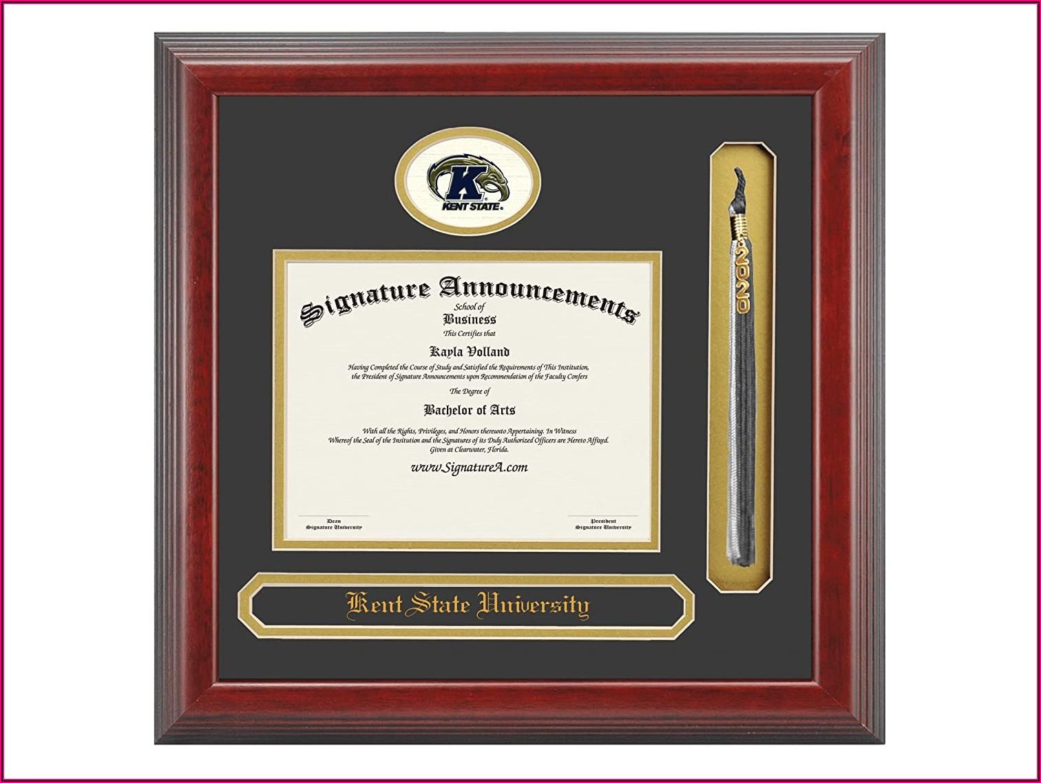 Kansas State University Graduation Announcements