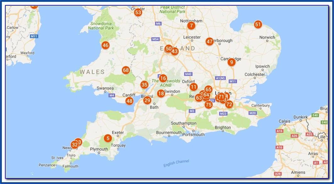 Michelin Regional Road Maps France