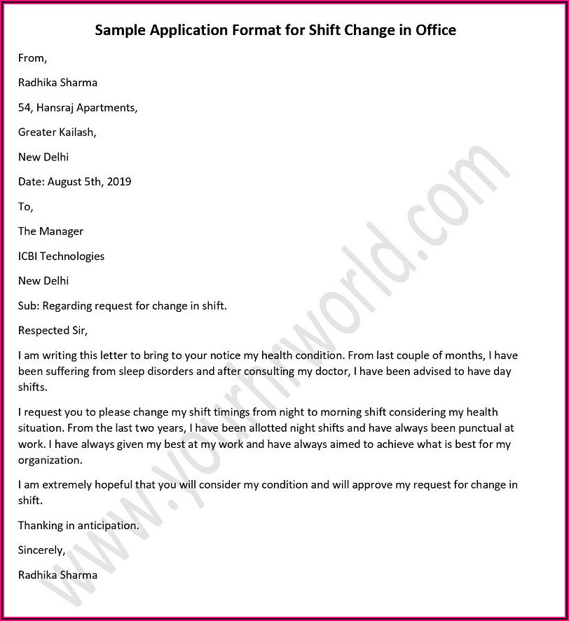 Office Shifting Announcement Letter