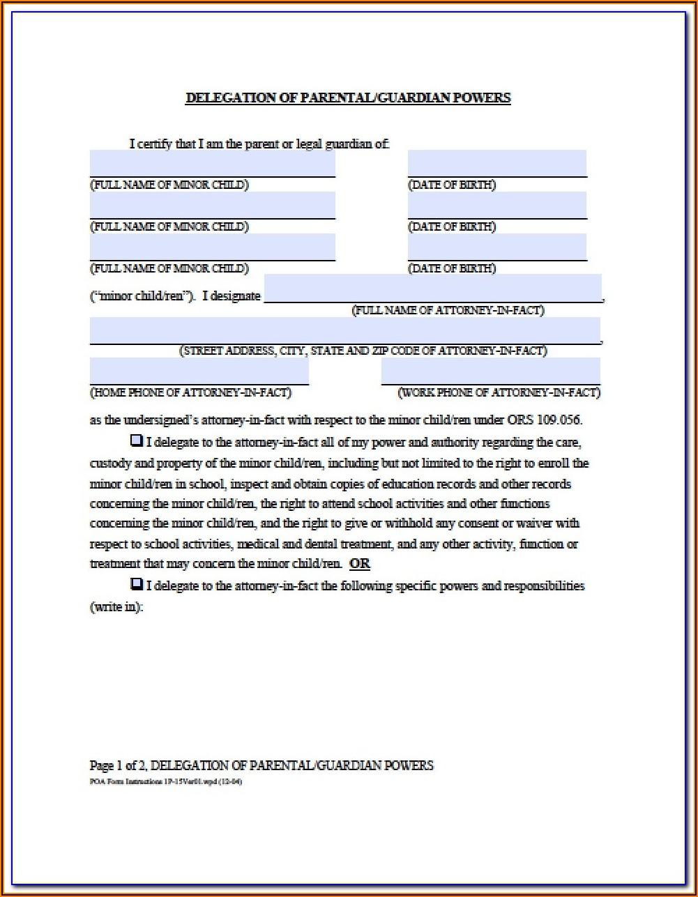 Oregon Landlord Forms Free