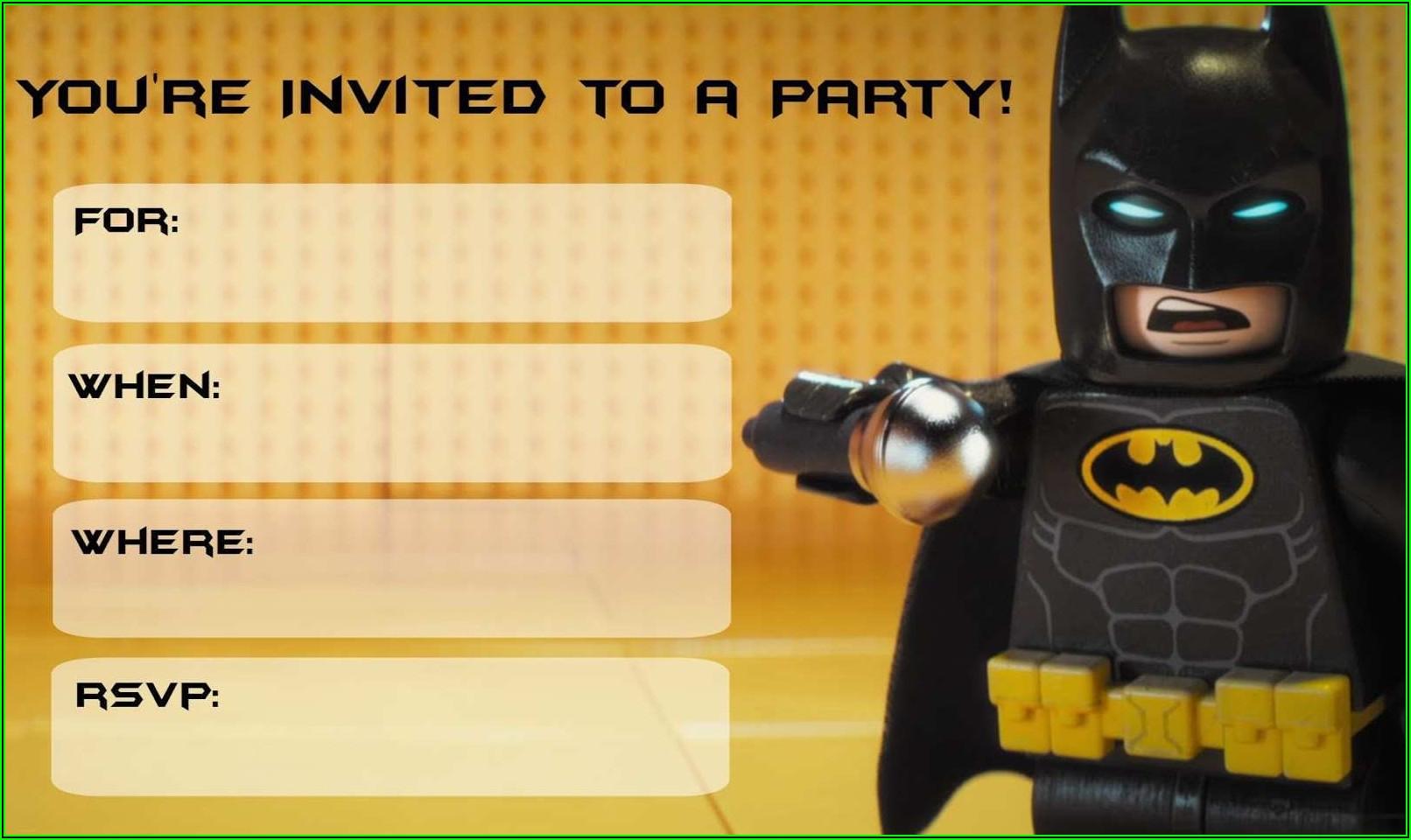 Party Invitation Photo Templates Free