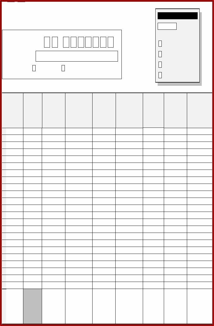 Printable 941 Form For 2018