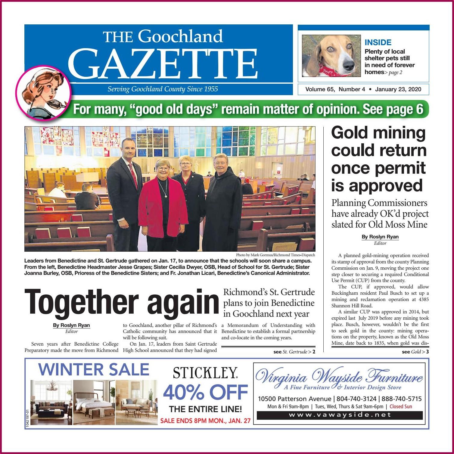 Richmond Times Dispatch Wedding Announcement Cost