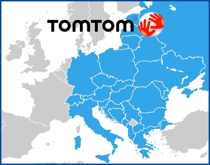 Tomtom Europe Maps Latest Version