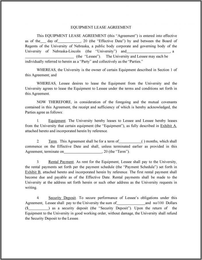 Uk Rental Agreement Template Word