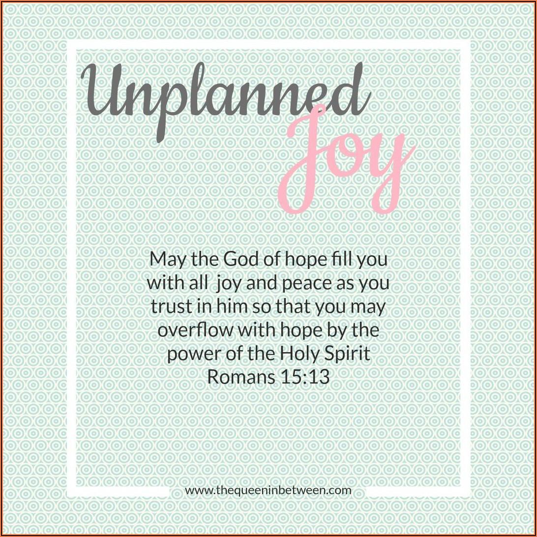 Unplanned Pregnancy Cute Pregnancy Announcement Quotes