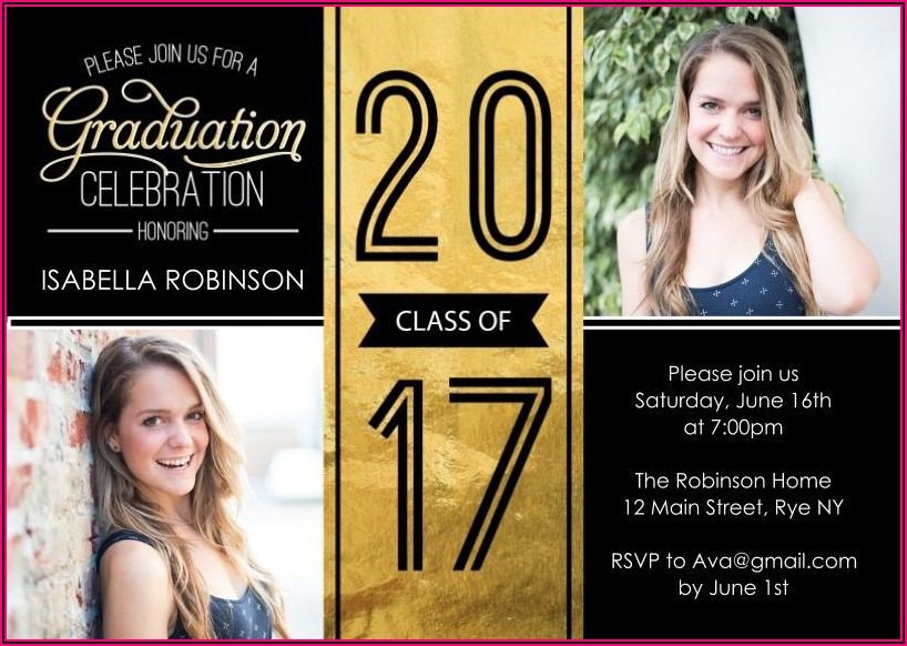 Walgreens College Graduation Announcements