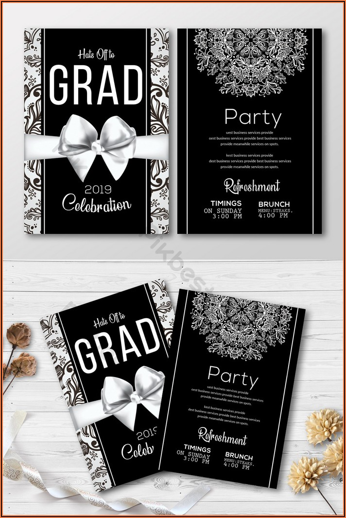 What Is The Difference Between A Graduation Announcement And An Invitation