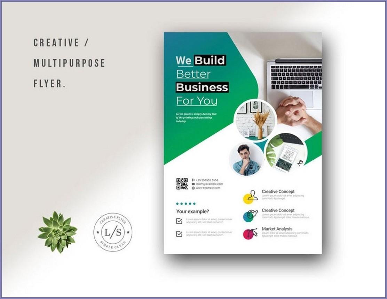 Adobe Illustrator Poster Presentation Template
