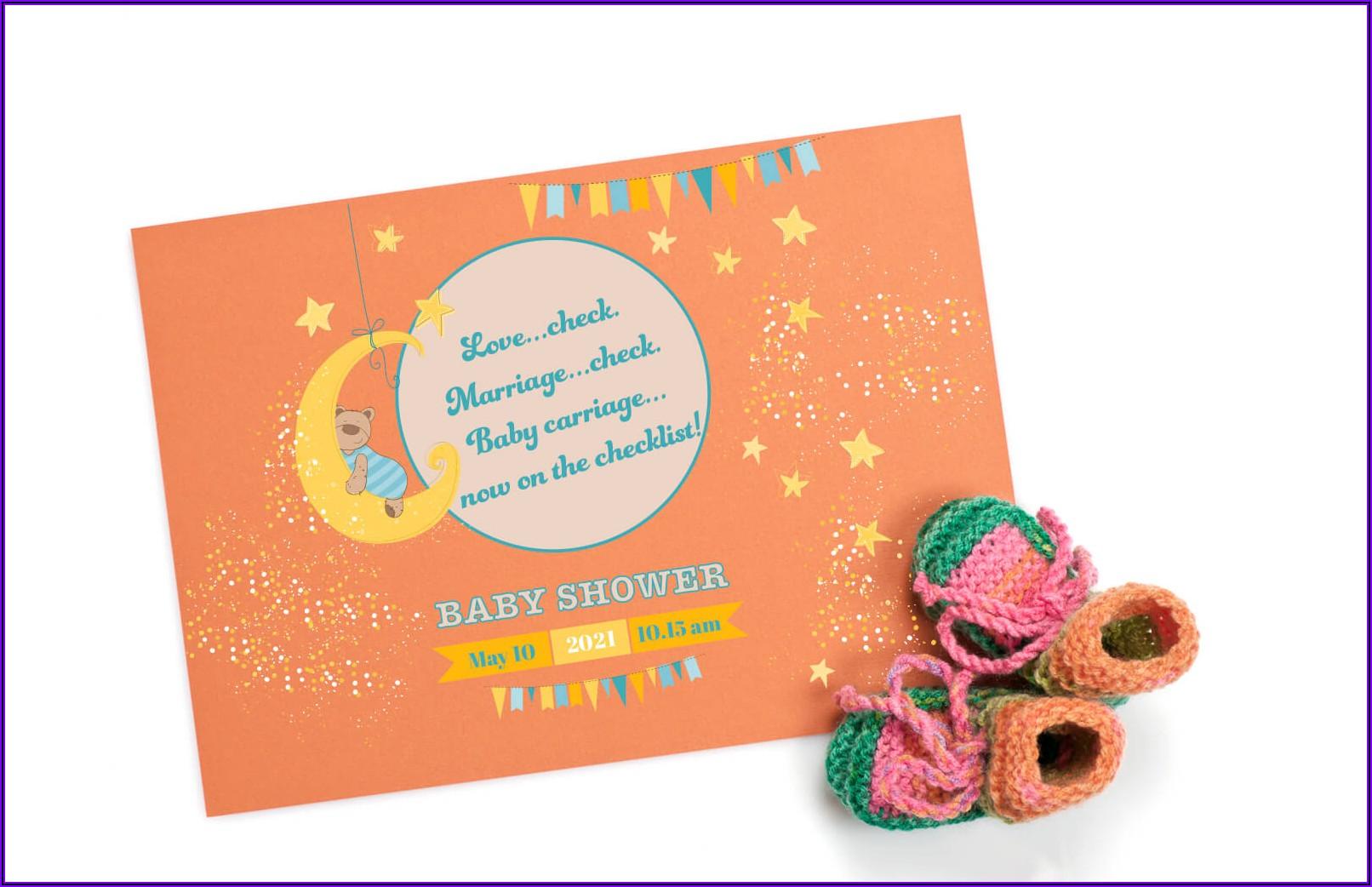 Baby Girl Sprinkle Invitation Wording