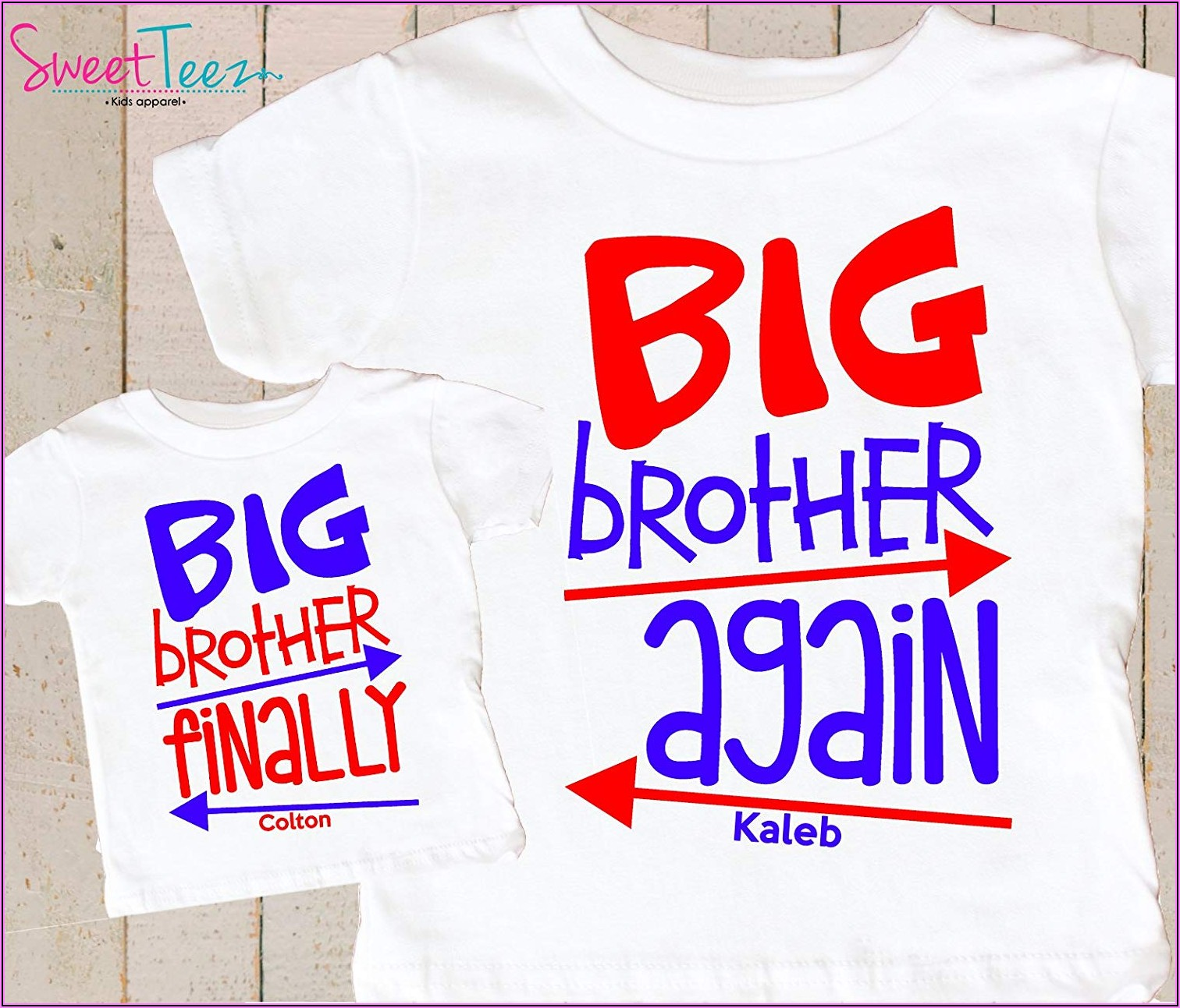 Big Brother Announcement Shirt Canada