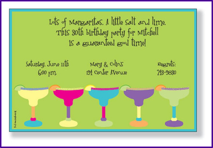 Birthday Invitation Quotes For Adults