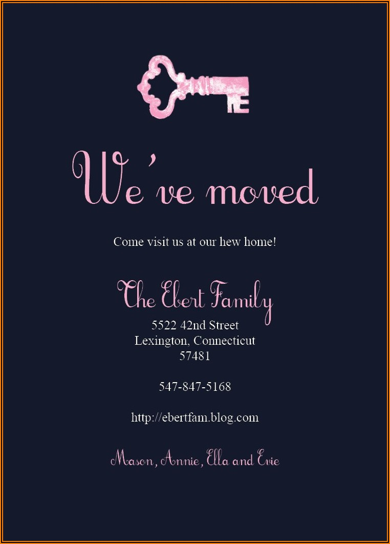 Christian House Warming Ceremony Invitation Wordings In English