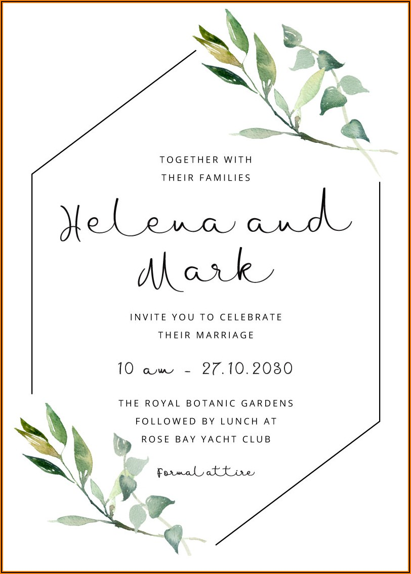 Evite Wedding Invitations Tacky