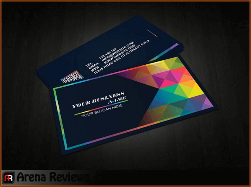 Free Business Card Templates Online