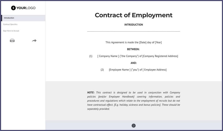 Free Employee Handbook Template For Small Business Uk
