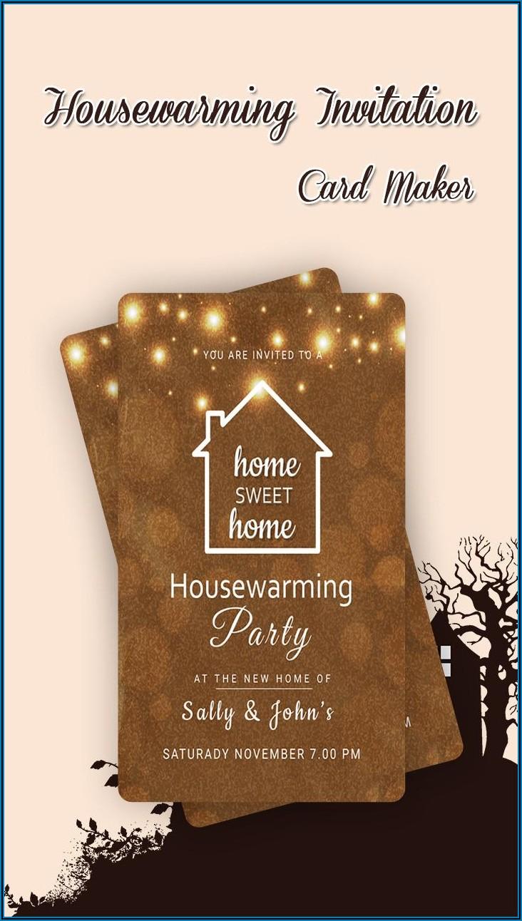 Housewarming Invitation Video Templates Free Download