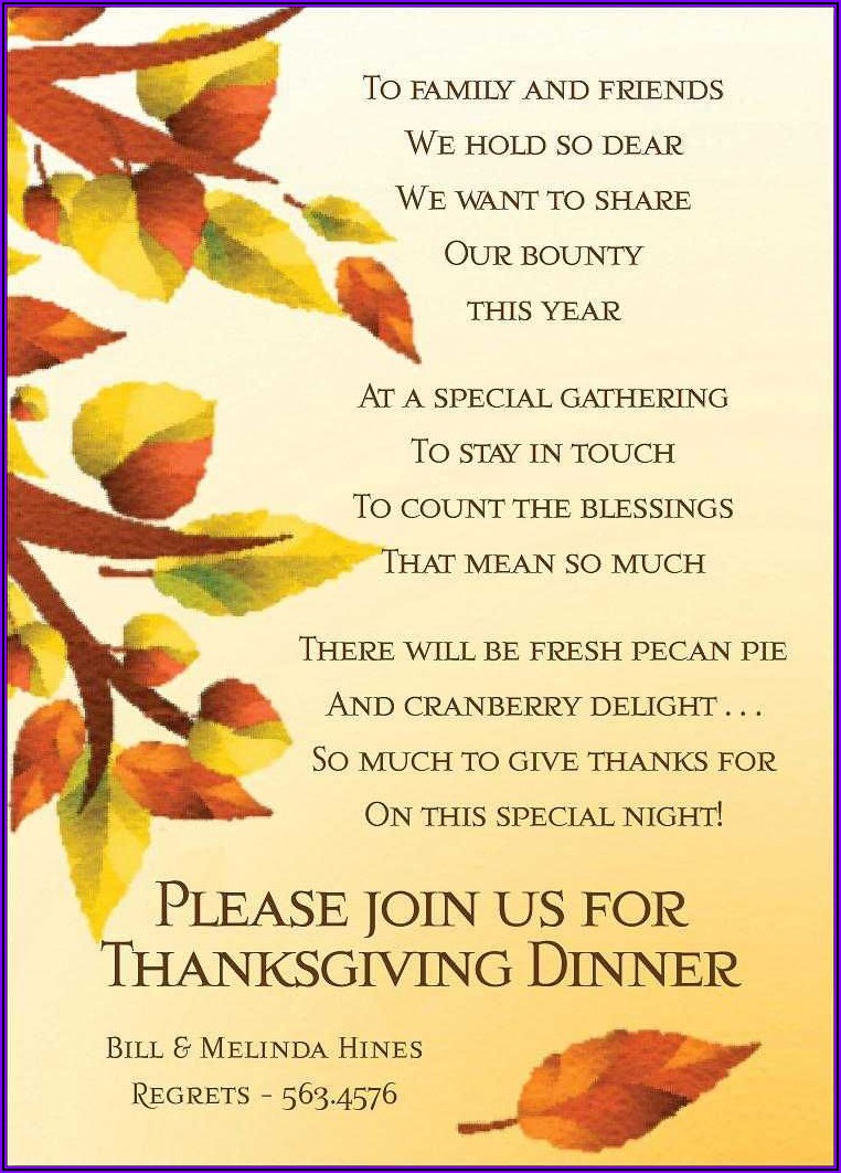 Lunch Invitation Message For Friends