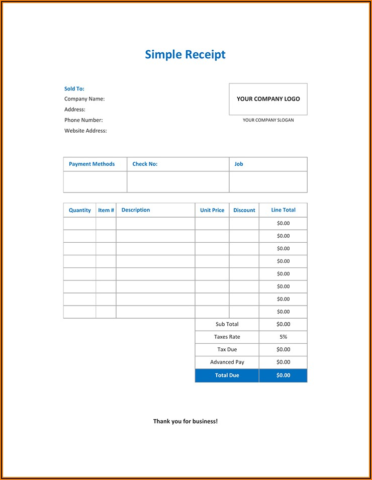 Medication List Card Template
