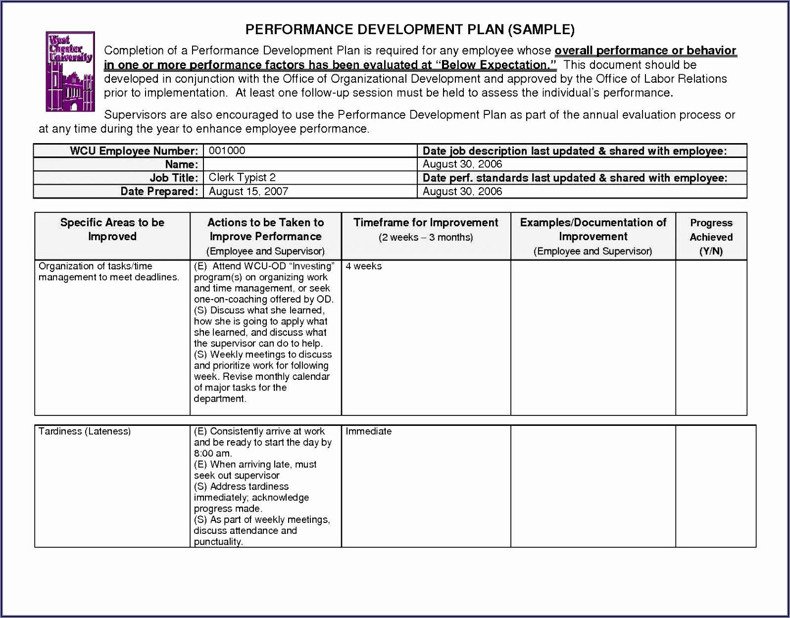 Nist Security Assessment Plan Template