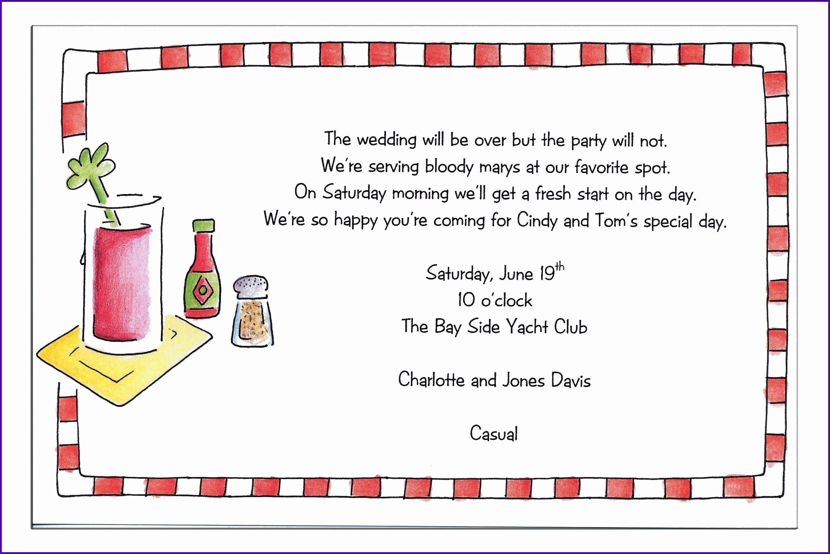 Office Lunch Party Invitation Wording