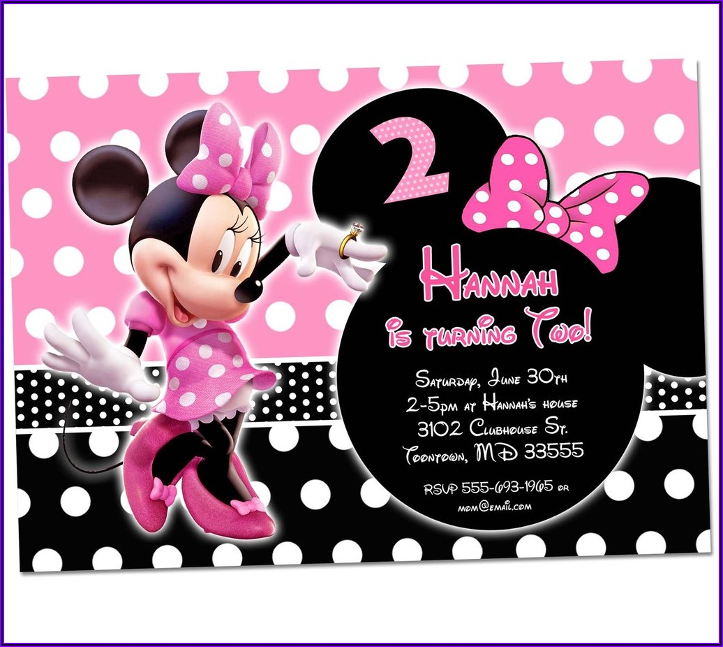 Oh Twodles Birthday Party Girl Invitations