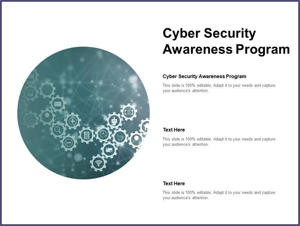 Security Awareness Program Sample