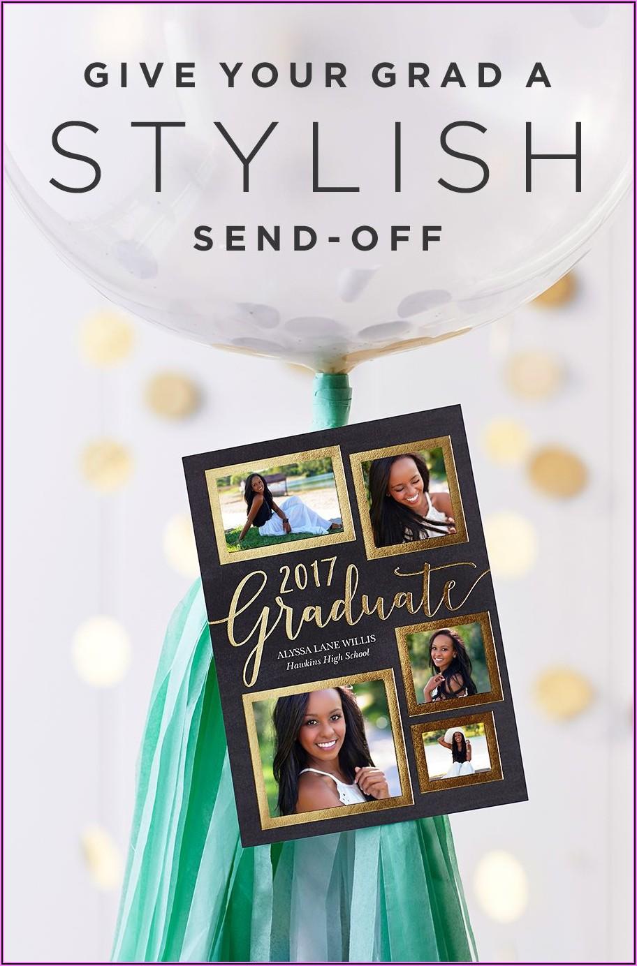 Shutterfly.com Graduation Announcements
