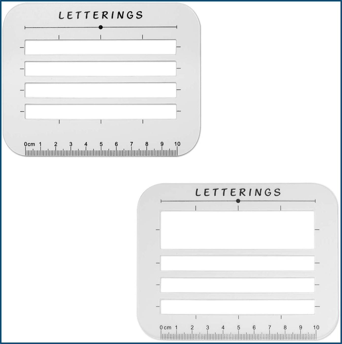 Template For Envelope Address