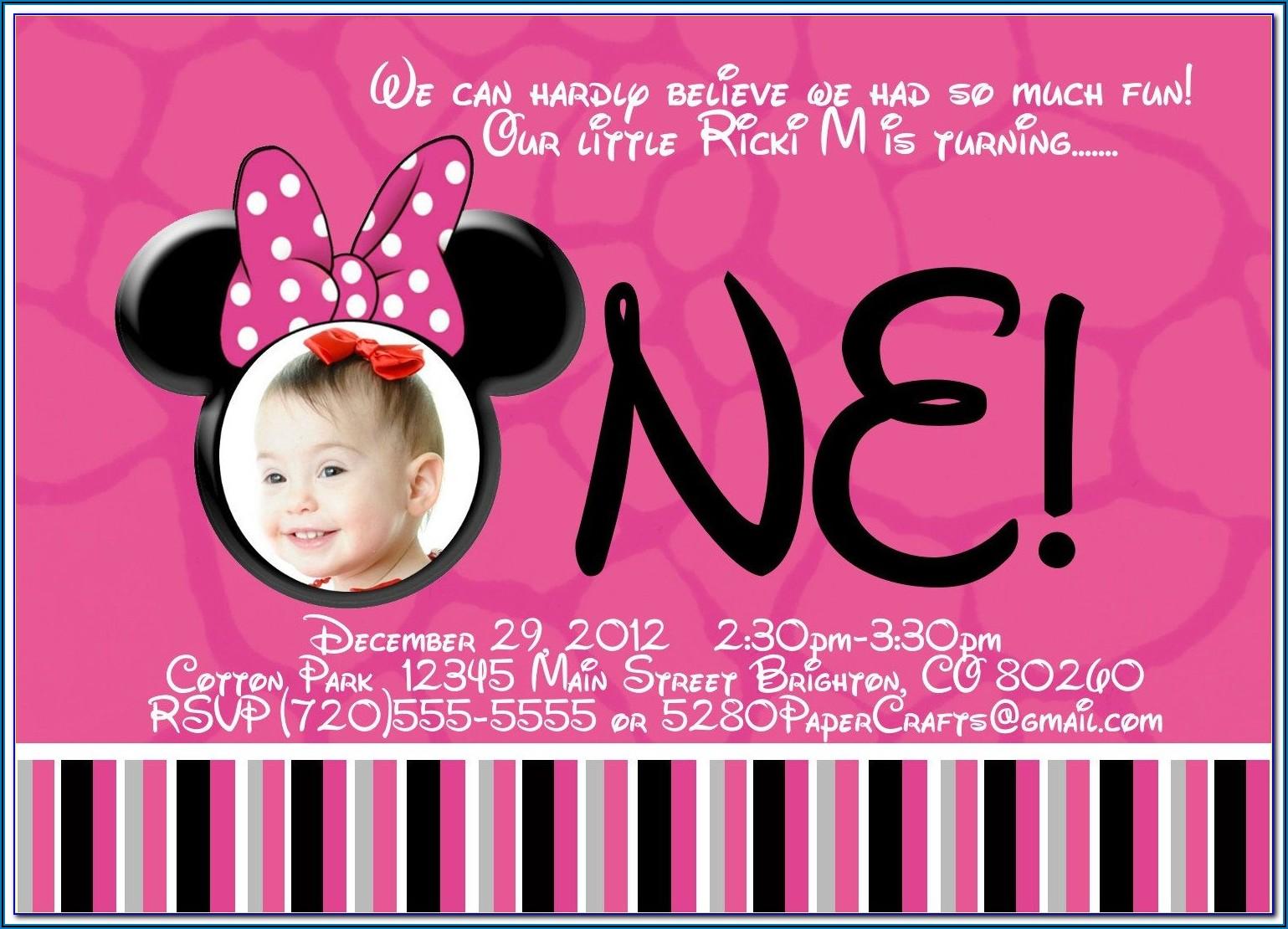 1st Birthday Invitation Message For Baby Girl In Marathi