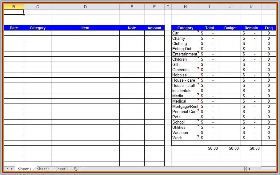 Application Downtime Tracker Excel Template