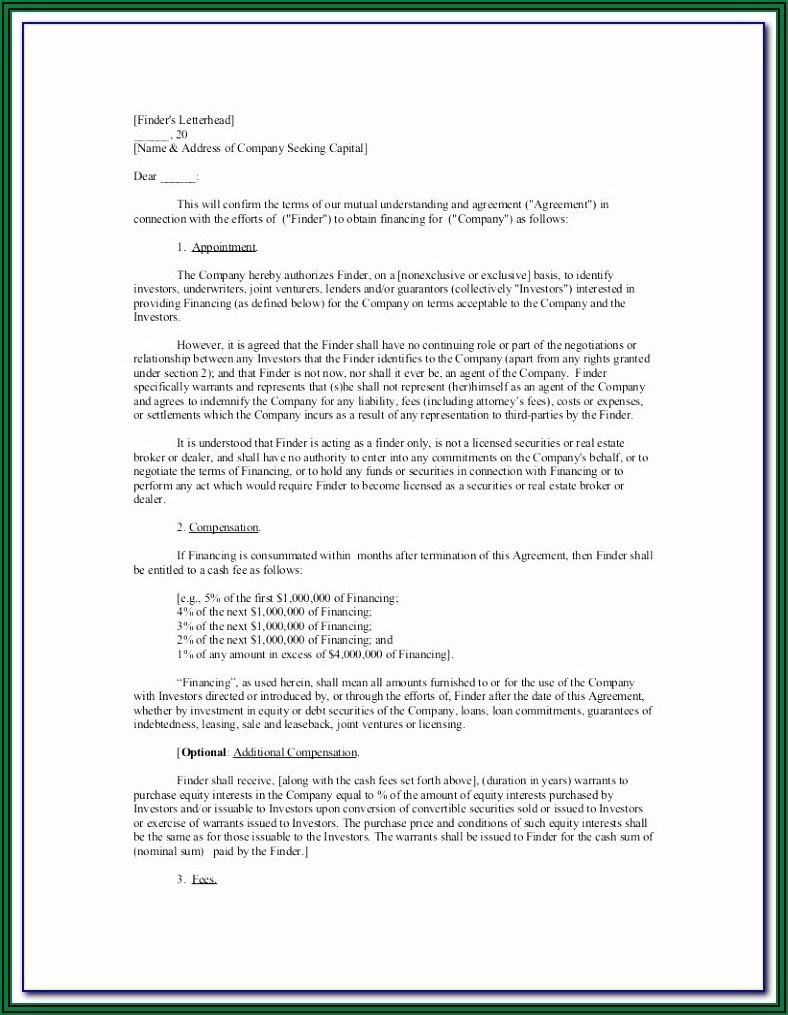 Arizona Real Estate Cancellation Form