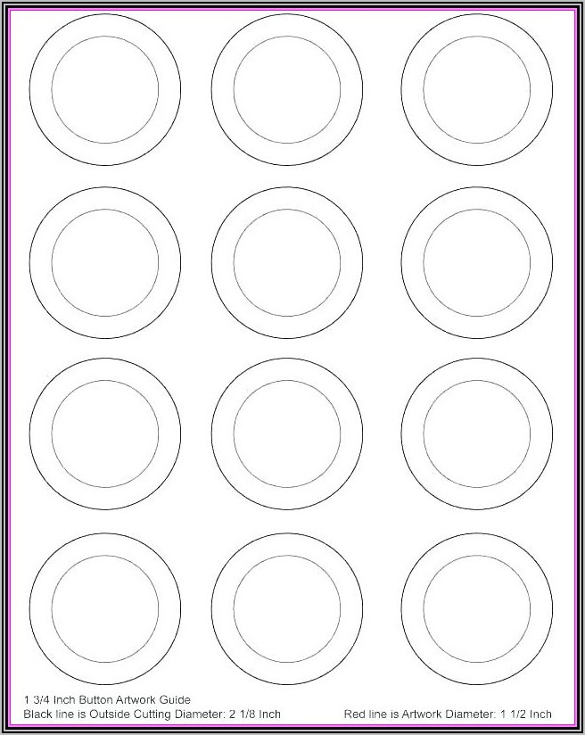 Avery 2x4 Inch Label Template