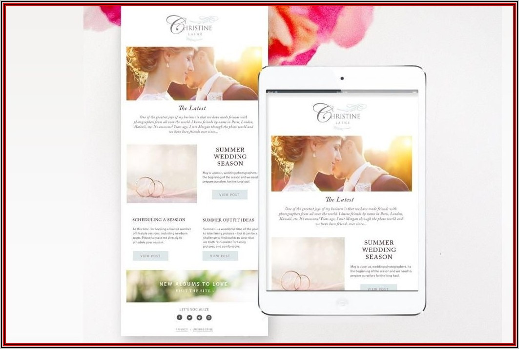 Church Newsletter Templates Indesign