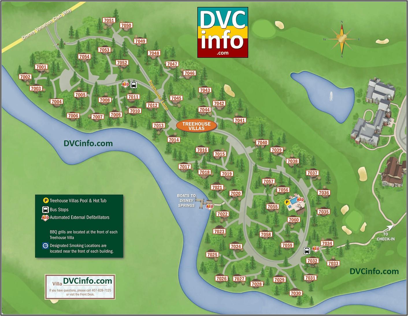 Congress Park Saratoga Springs Disney Map