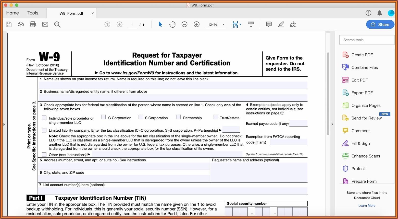 Create Editable Pdf Form Free