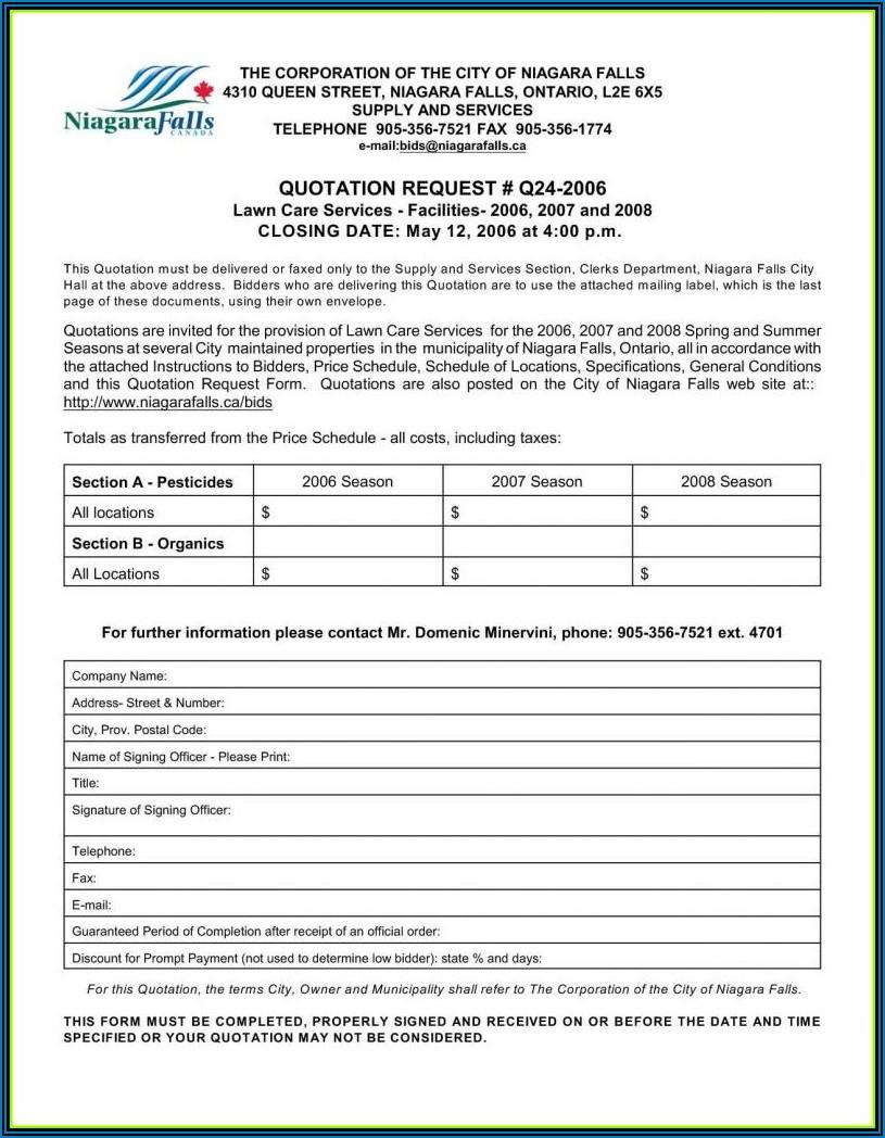 Day Care Registration Form Sample