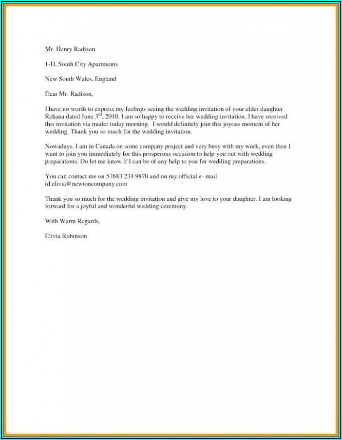 Dinner Invitation Email To Colleagues Sample