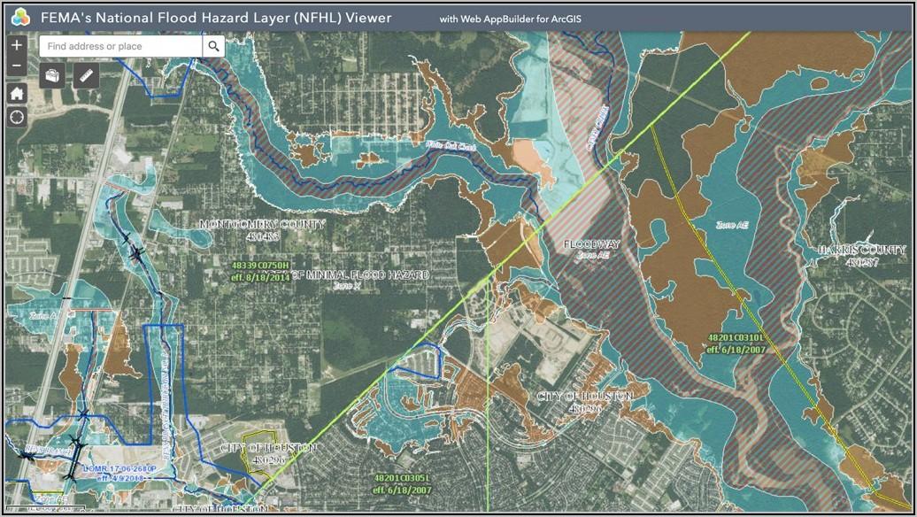 Fema Floodplain Map Search