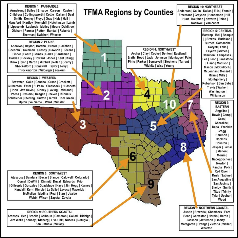 Fema Floodplain Maps Texas