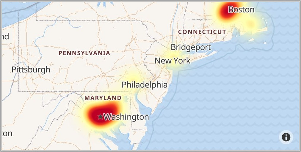 Fios Outage Map Nyc