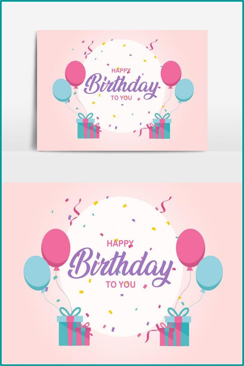 Free Download Birthday Invitation Card Images