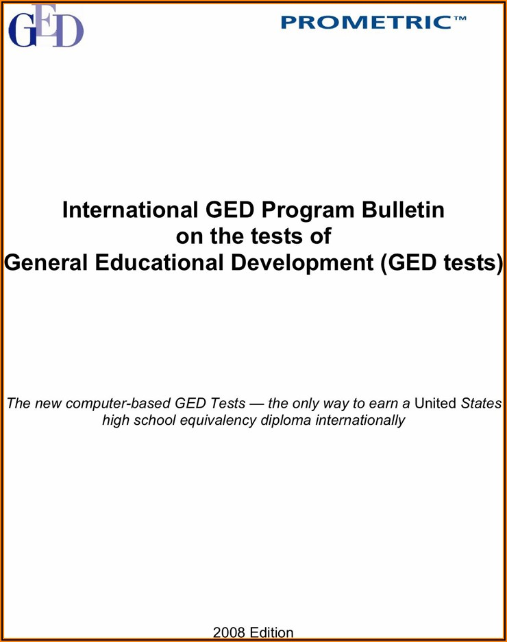 Free Ged Template Download
