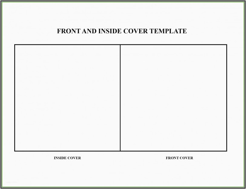 Free Printable Cd Cover Template Word