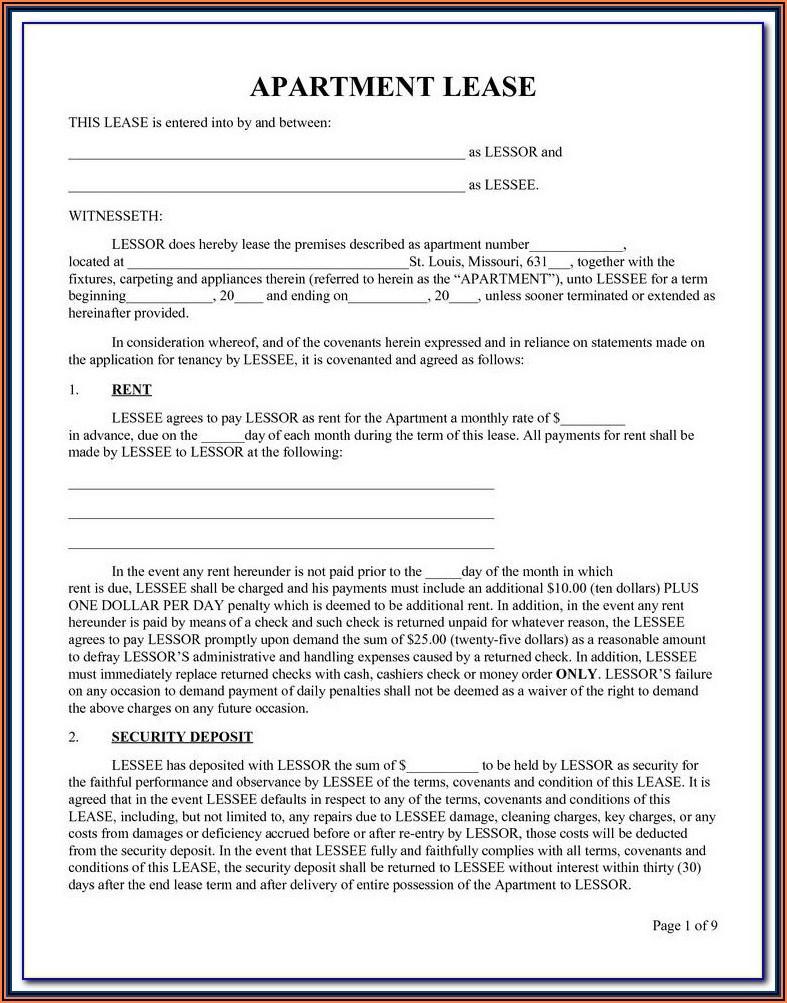 Free Printable Receipt Forms Online
