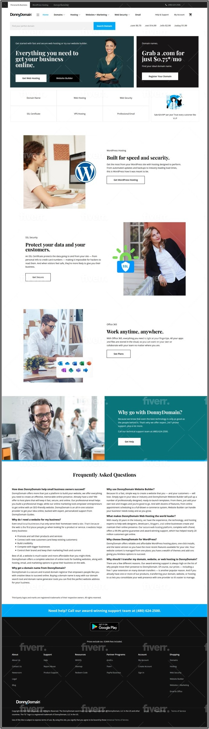 Godaddy Reseller Storefront Templates