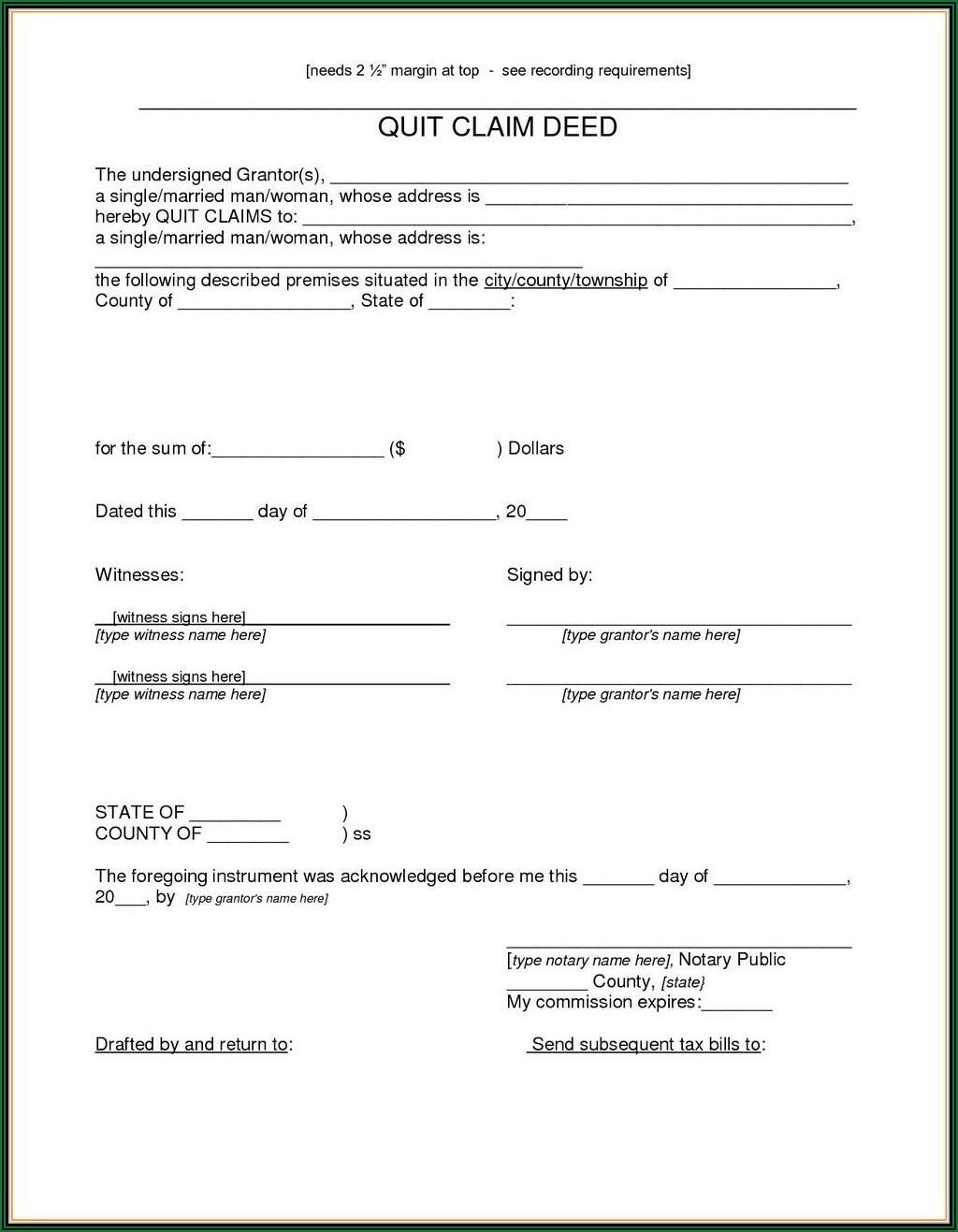 Joint Tenancy Deed Form Arizona