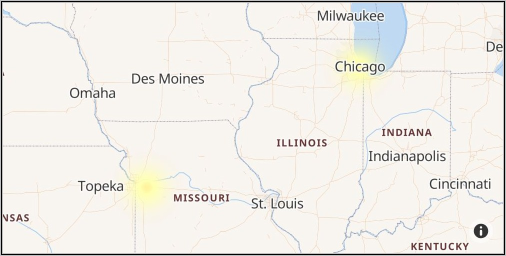 Kcpl Power Outage Map Kansas City