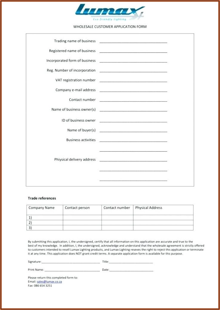 Law Firm Client Intake Form